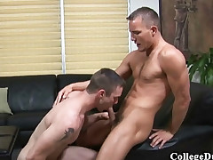 College Dudes - Sean Summers added to Alex Andrews